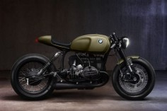 Diamond Atelier Mark II Series BMW custom motorcycle.