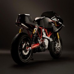 Digital Directiv's electrifying custom Ducati