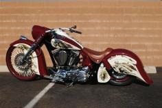 Dirty Bird Customs - Indian Motorcycle