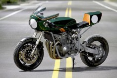 DIY Delight - Moto8ight cafe racer kit ~ Return of the Cafe Racers