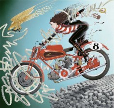 Don Bradley Motorcycle Artist