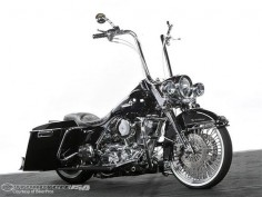 Dorian Kelly's 2005 Road King Classic