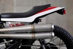 Drogos Yamaha XS650 flat tracker 5