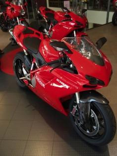 Ducati 1098.