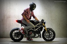 Ducati 1098 Cafe Racer by Nathan Stiles