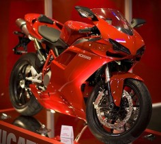 Ducati 1098. CLICK the PICTURE or check out my BLOG for more: