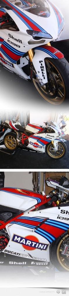 Ducati 1098 Martini