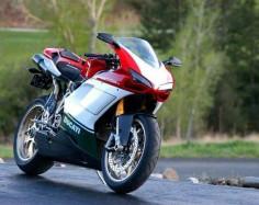 Ducati 1098 S Tricolore.