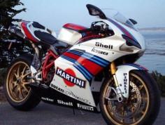 Ducati 1098S Martini Racing Specia
