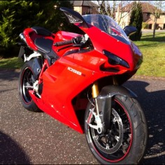 Ducati 1098S One day, I swear i will own this bike