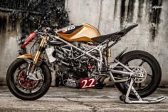 Ducati 1198 Matador Racer