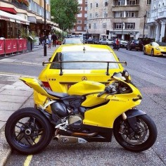Ducati 1199 #Panigale