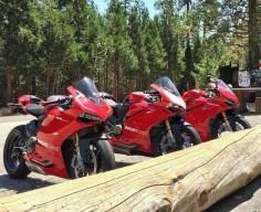 Ducati 1199 Panigale R vs Ducati 1299 Panigale R