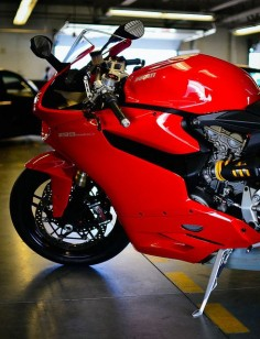 Ducati 1199 Panigale, via Flickr.