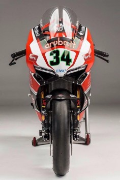 Ducati 1299 Panigale official Aruba Ducati World SBK Team  2015 #34 Davide Giugliano.