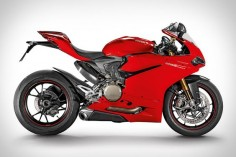 Ducati 1299 Panigale Superbike Motorcycle