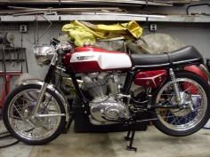 Ducati 450 Desmo