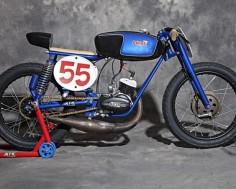Ducati 48 TS Cafe Racer Rápido48 – XTR Pepo