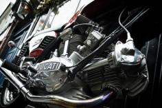 Ducati 750 GT de 1973 lille motor-011