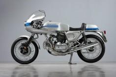 Ducati 750 Super Sport, Barn find restored to  new stock condition.