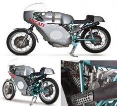 Ducati 750SS Imola racer 1972.