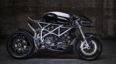 Ducati 848 by Apogee Motorworks