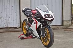 Ducati 848 Kippax