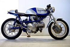 Ducati '85 650 NCR