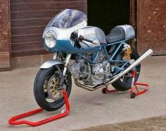 Ducati 900 SS café racer