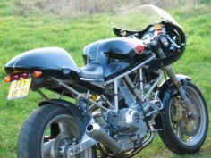 Ducati 900 SS Cafe Racer