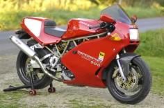 Ducati 900ss pre terblanche