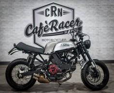 Ducati 900SS Scrambler by Cafe Racer Napoli #motorcycles #scrambler #motos |