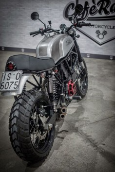 Ducati 900SS Scrambler by Cafe Racer Napoli