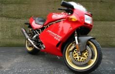 Ducati 900ss SP, 1994