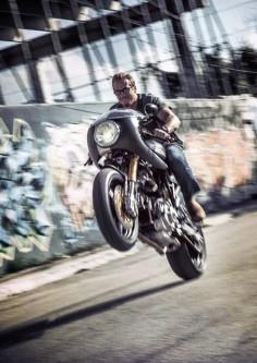 Ducati Cafe Racer 5 by Moto Studio (via RocketGarage) #riding #motorcycles #motos #caferacer  