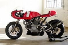 Ducati Cafe Racer by Walt Siegl