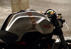 Ducati cafe Racer | Ducati monster S2R 1000 Cafe Racer | Ducati Monster cafe Racer | By Radical ducati VISIT