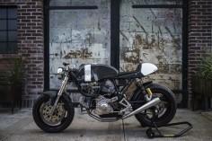 Ducati Cafe Racer Leggero Sydney by Walt Siegl Motorcycles