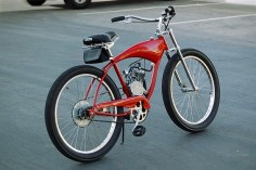 DUCATI CUCCIOLO powered bicycle