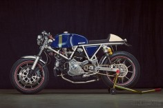 Ducati Custom Motorcycle