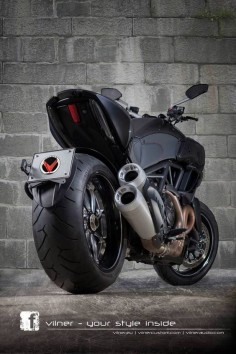 Ducati Diavel by Vilner