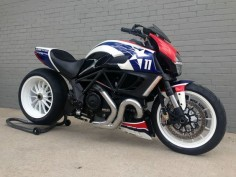 Ducati Diavel Custom Awesome