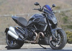 "Ducati Diavel ""Full Carbon"" by Magical Racing"