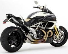 Ducati Diavel Tail Tidies : DVC