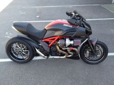 DUCATI DIAVEL TURBO Turbo Motorcycle and Performance Bike Tuning by Big CC Racing