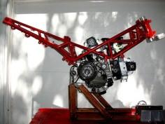 Ducati Engine #motorcycleculture #culturamotera |