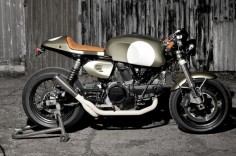 Ducati GT 1000 Cafe Racer by Spirit of the Seventies