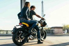 Ducati hinted to add an 1100cc Supersize Scrambler at its family, at the launch event of Scrambler Sixty2 in Barcelona