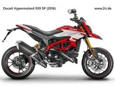 Ducati Hypermotard 939 SP (2016)