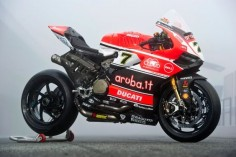 Ducati, Jerez WSBK Test Jan 26-26 2016